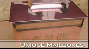 Custom Copper Mailboxes