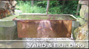Custom Yard Building Copper